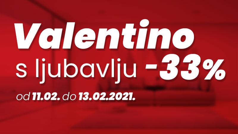 Valentino s ljubavlju